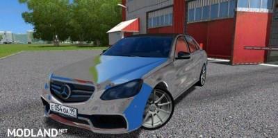 Mercedes-Benz E63 AMG [1.5.1], 1 photo